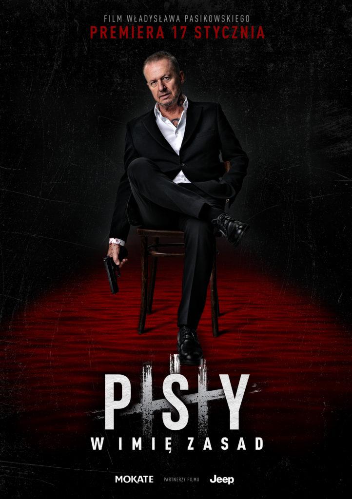 PSY 3 - plakat