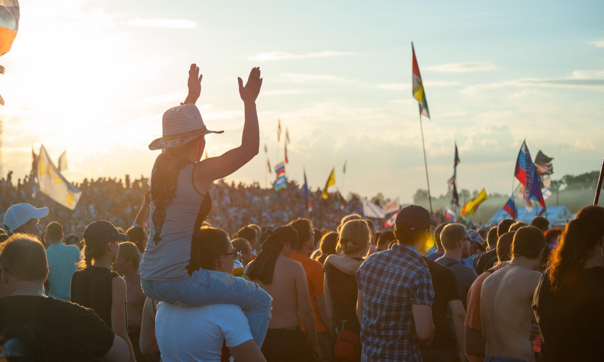 festiwal rockowy