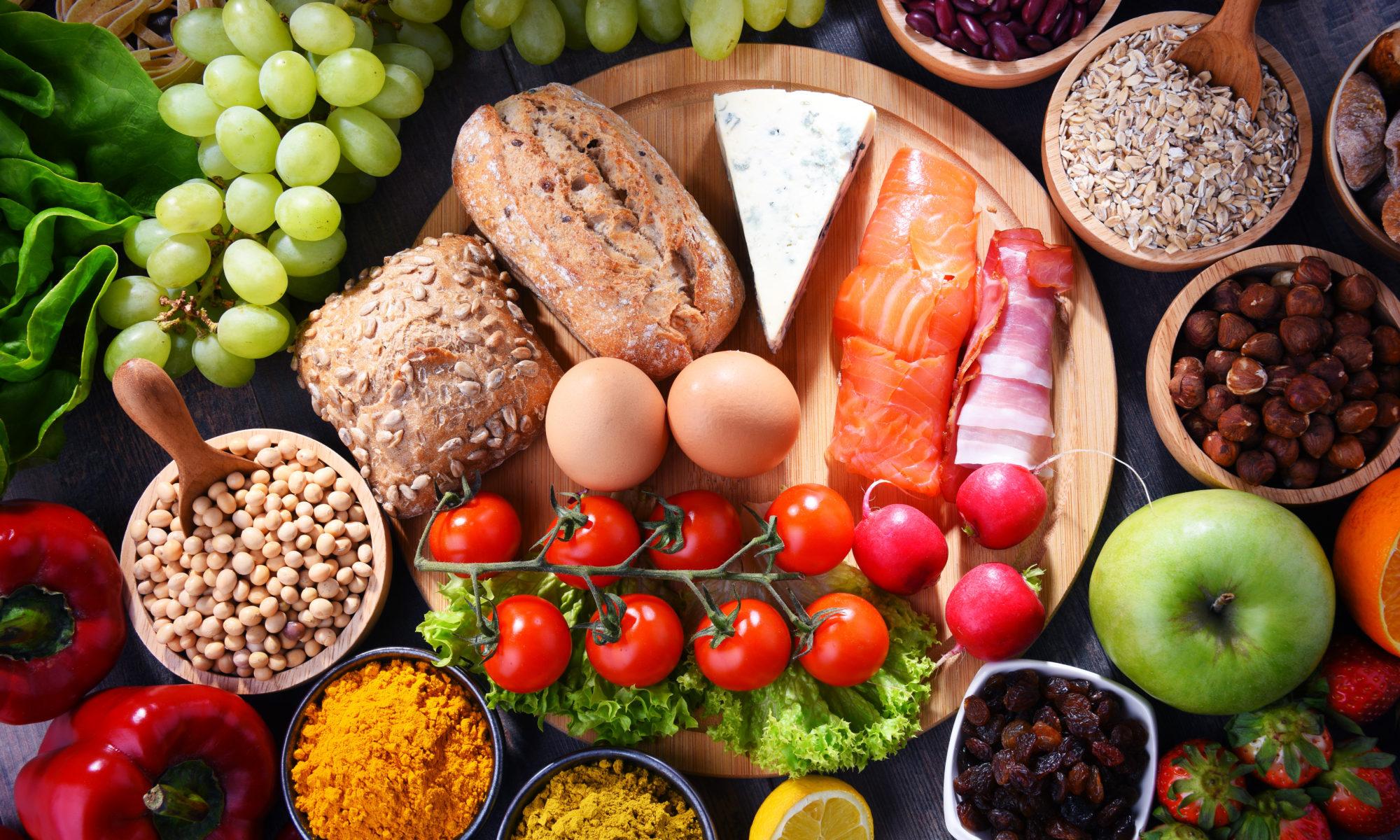 Zróżnicowane propozycje diety