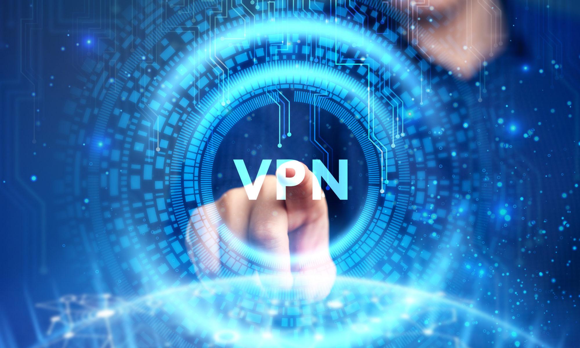 własna sieć VPN