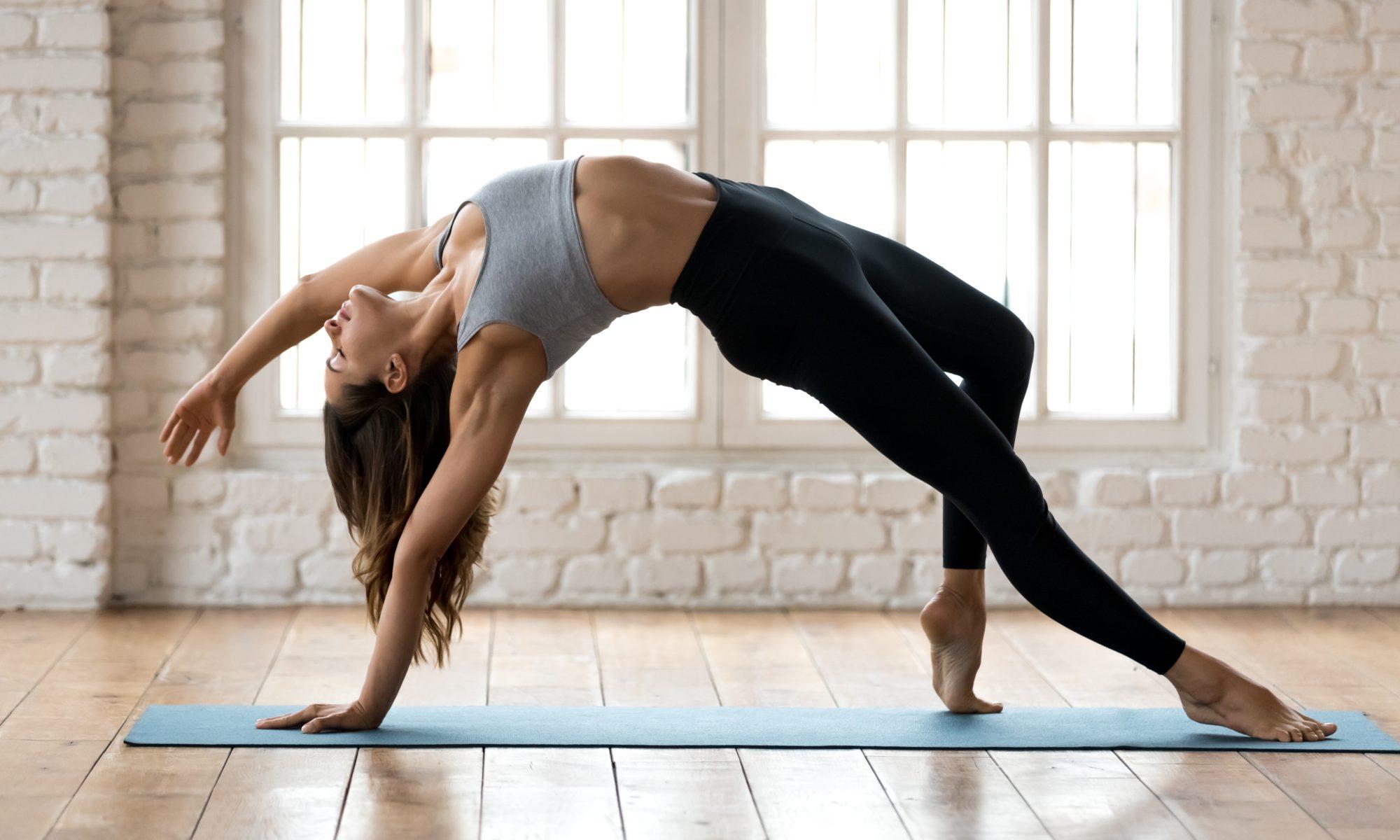 joga pozycja dzikości