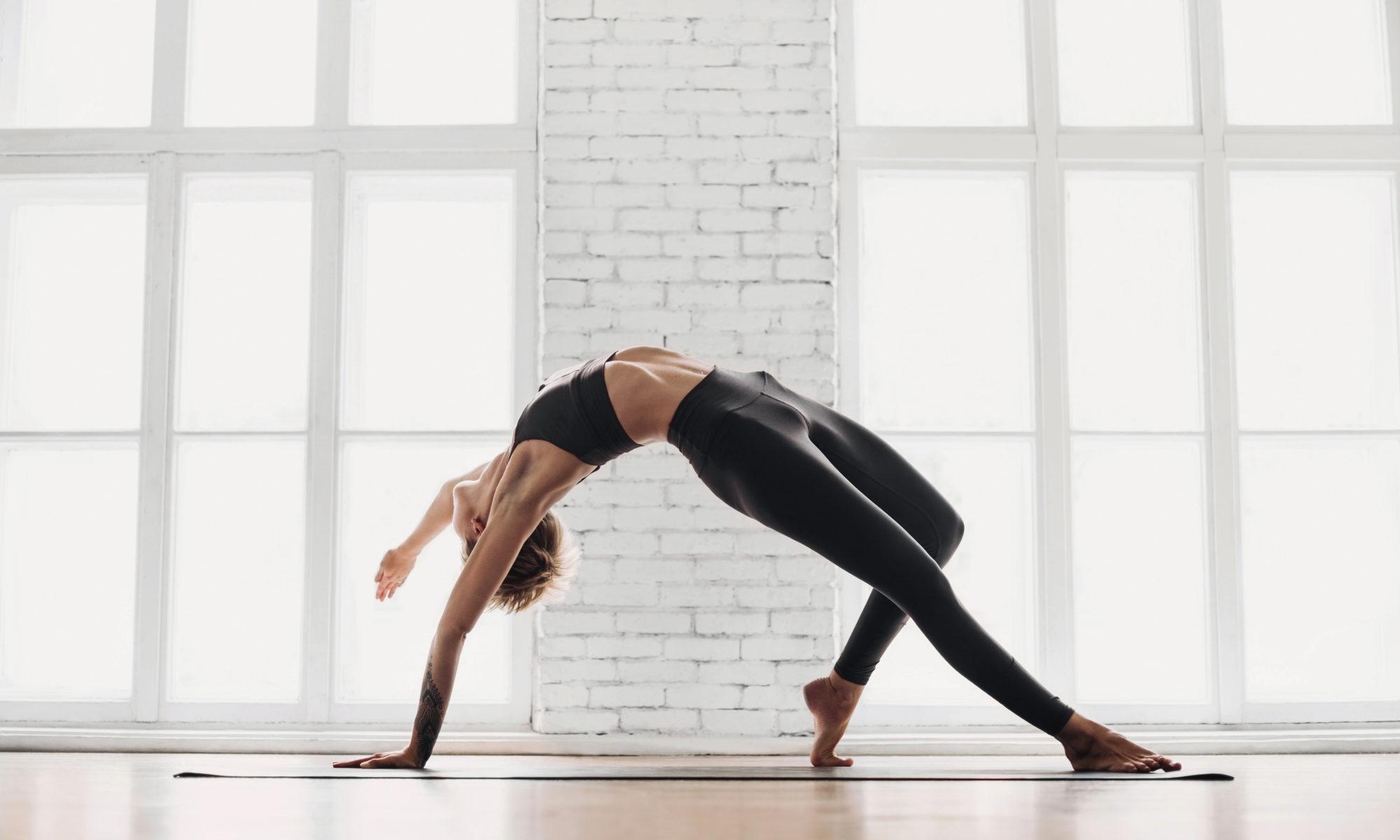 joga zwinność